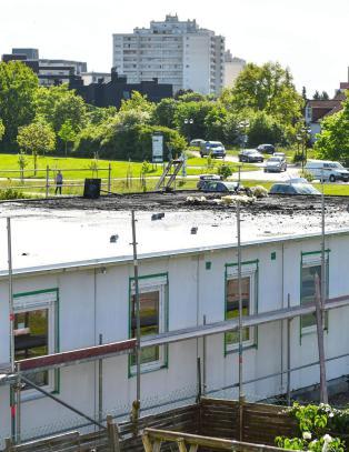 - Planla terrorangrep mot moskeer i Tyskland