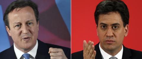 Slik er Labours plan for � kaste David Cameron innen 24 timer etter valget