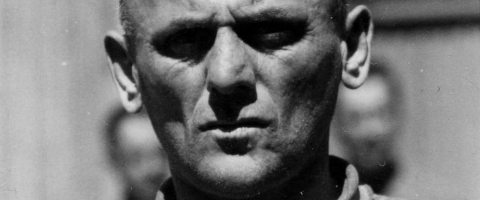 Den st�rste krigsforbryteren som ble tatt i Norge i 1945: 18000 j�der ble gasset ihjel i hans n�rv�r