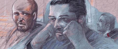 Tre nordmenn d�mt for IS-tilknytning