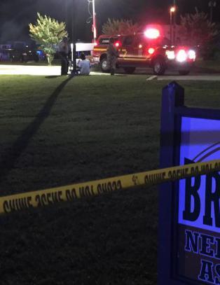 To politibetjenter skutt og drept i Mississippi