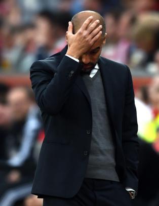 �Krise� i Bayern. N� skal Pep v�re p� vei til Manchester City