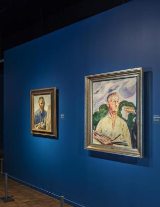 �Van Gogh+Munch� blir denne sesongens publikumsvinner
