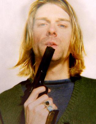 Kurt Cobain: Avvist og latterliggjort