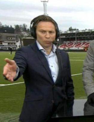 TIL-trener Nilsen med tirade p� direkten: - Jeg er fly forbanna. Hodel�se h�ns