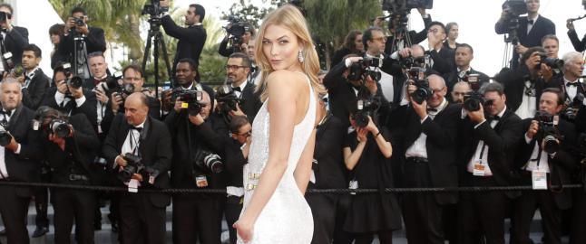 Se kjendisene p� r�d l�per i Cannes