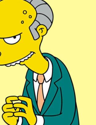 Mannen bak 23 �Simpsons�-stemmer slutter etter krangel
