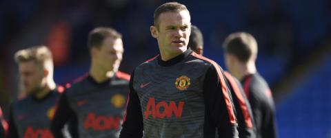 United m� klare seg uten Rooney mot Arsenal