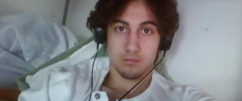Dzjokhar Tsarnajev d�mt til d�den for Boston-terroren