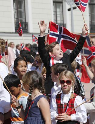 Politiet advarer mot lommetyver i Oslo 17. mai