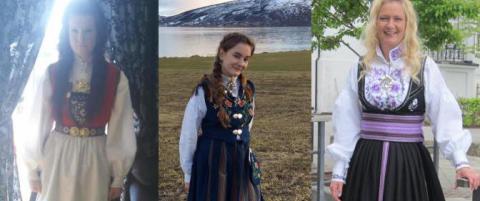 Dagbladets lesere har k�ret: Dette er Norges flotteste bunad