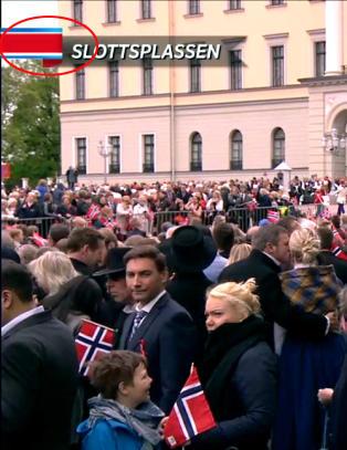 «Har Nord-Korea tatt over NRKs 17. mai-sending?!»