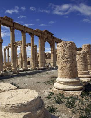 - Syria har drevet IS ut av oltidsby
