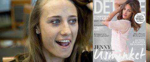Camilla Herrem ut mot Jenny Skavlan-kritikk: - F�ler du at livet ditt blir bedre n�r du snakker dritt om andre?