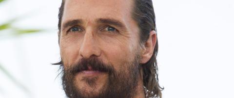Dette burde McConaughey fått slippe