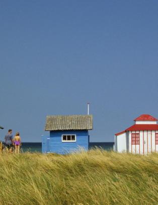 P� �r� i Danmark er ikke romanen �Vi, de druknede� bare en litter�r sensasjon