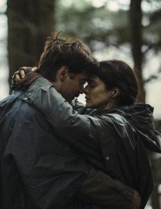 - Kjærligheten har kommet til Cannes for å lage bråk.