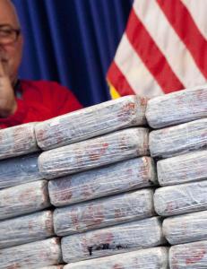 Rekordbeslag av heroin til en verdi av 380 millioner i New York