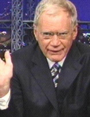 Her er Lettermans topp 10 �yeblikk