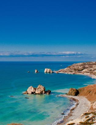 Kypros kan igjen skryte av det beste badevannet i Europa