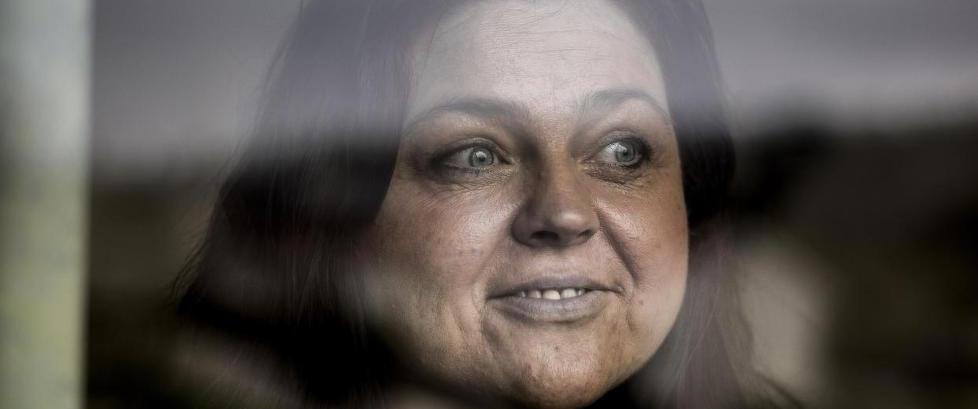 Christin (44) er �n av over �n million nordmenn som plages av ensomhet