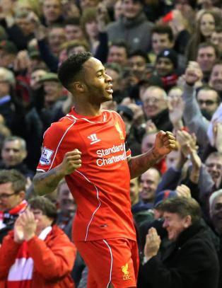 Tror helvete bryter l�s om Sterling g�r fra Liverpool til United