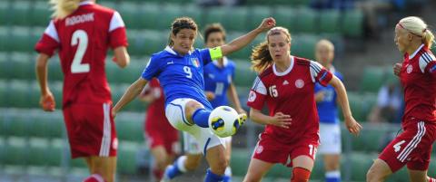 Italias fotballsjef sparket etter �lesbe-kommentar�