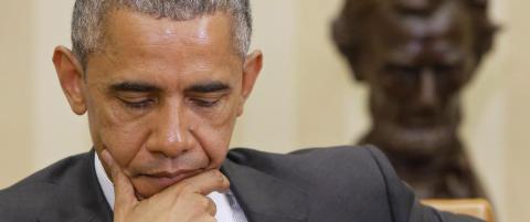 Kritiseres i bok: - Obama for vinglete