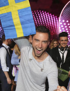 Sverige g�r for MGP-gull