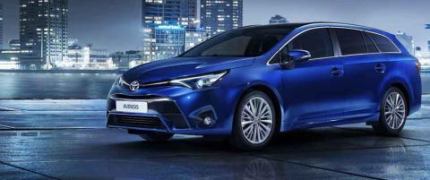 Derfor foretrekker vi Toyota