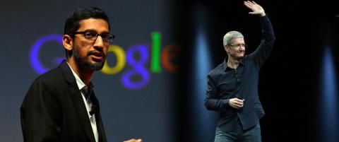 B�de Apple og Google kommer snart med store nyheter!