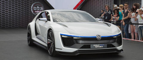 VW med ladbar r�tass