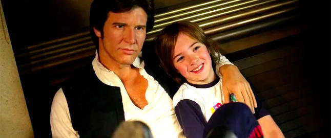 N�rmere Star Wars-heltene kommer du ikke: - F�les som du er med i filmen