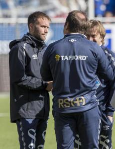 Ferske trenere f�r fortsette i Aalesund
