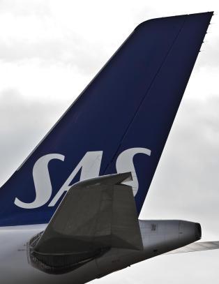 SAS m� innstille pinsefly til USA og Kina