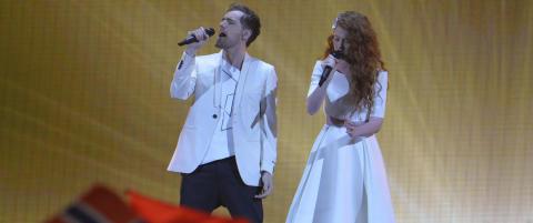 Tekniske problemer under Eurovision-generalpr�ven