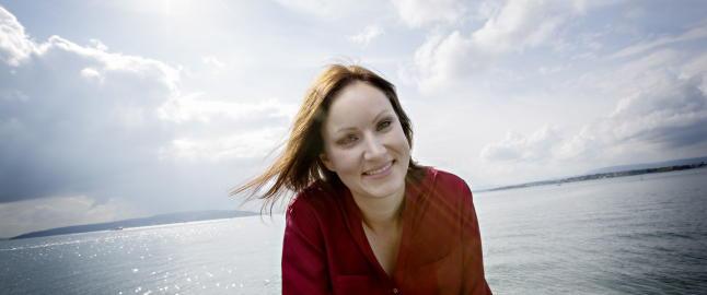 Lys framtid og bl� himmel over norsk litteratur
