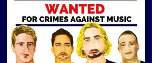 Australsk politi etterlyser Nickelback for forbrytelser mot musikken