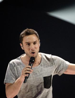 Eurovisions pressesjef til journalist: - Mellom oss, fortsett � angripe den svenske l�ten