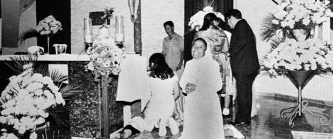 Erkebiskopen ble henrettet ved alteret - morderen gikk fri