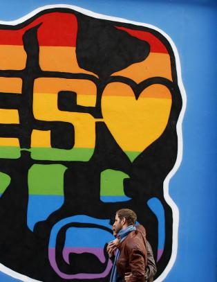 Mot klart flertall for ekteskap for homofile i Irland