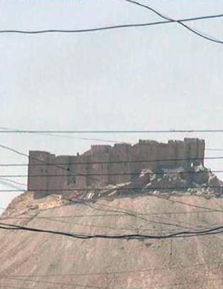 IS br�t seg inn i museum i Palmyra - men innholdet var borte