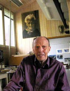 Kunstneren Carl Nesjar er d�d