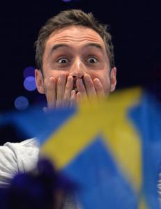 Sverige er vinner av Eurovision 2015