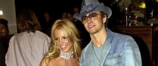 Da Britney tok p� seg utroskaps-skylda