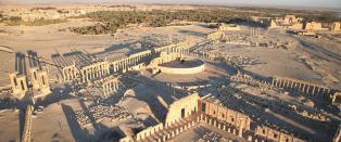 - IS har drept 400 sivile i Palmyra