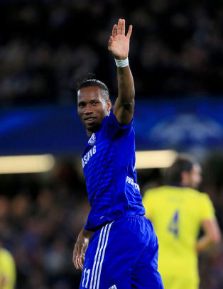 Drogba forlater Chelsea