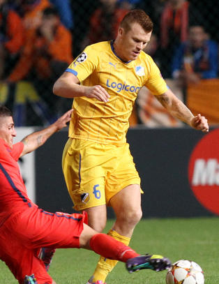 Riise og Apoel sikret �The Double�