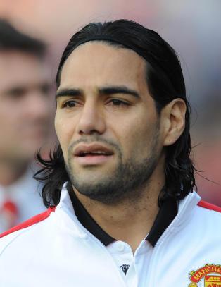 United bekrefter: Falcao er ferdig i klubben