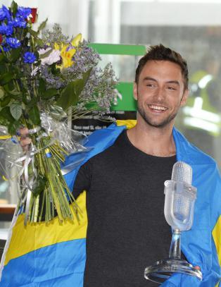 Raser mot Eurovision-M�ns etter bildeblemme